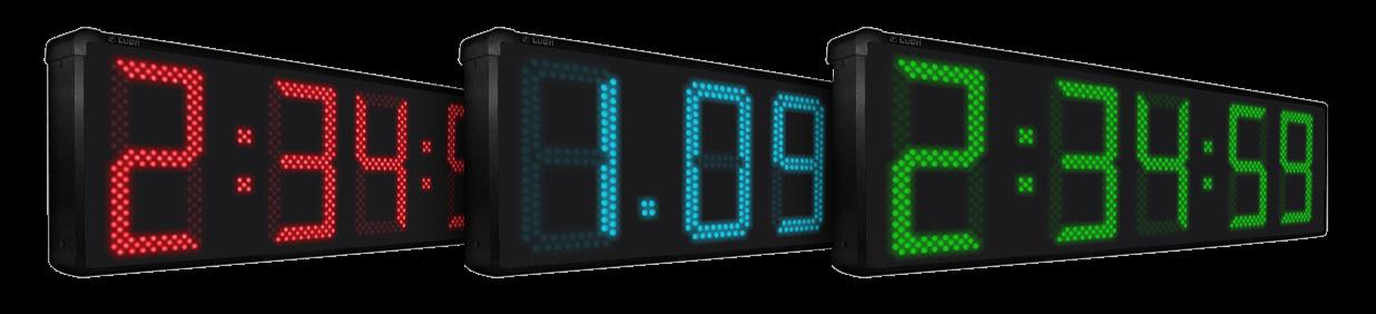 Cronómetros deportivos 1