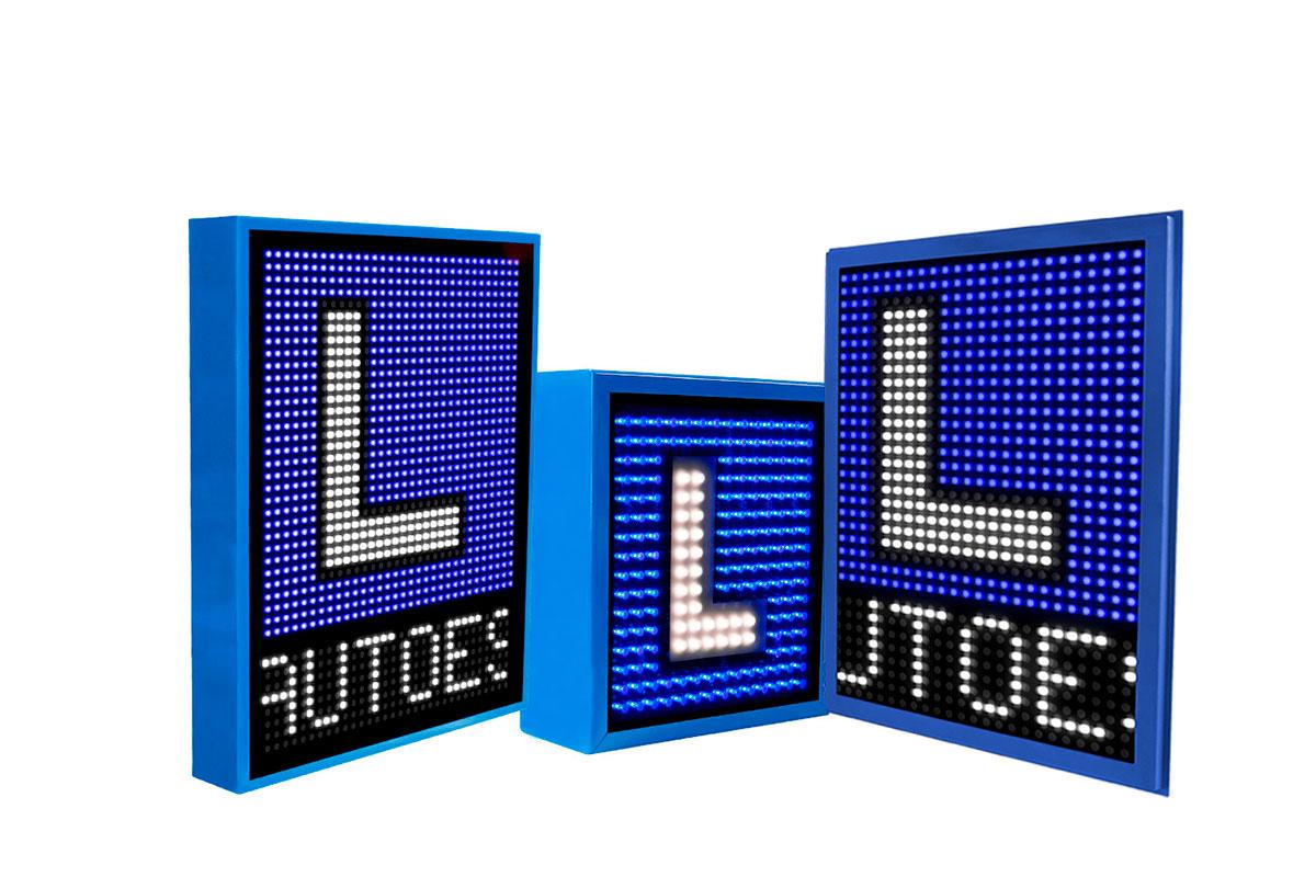 Banderolas para Autoescuelas