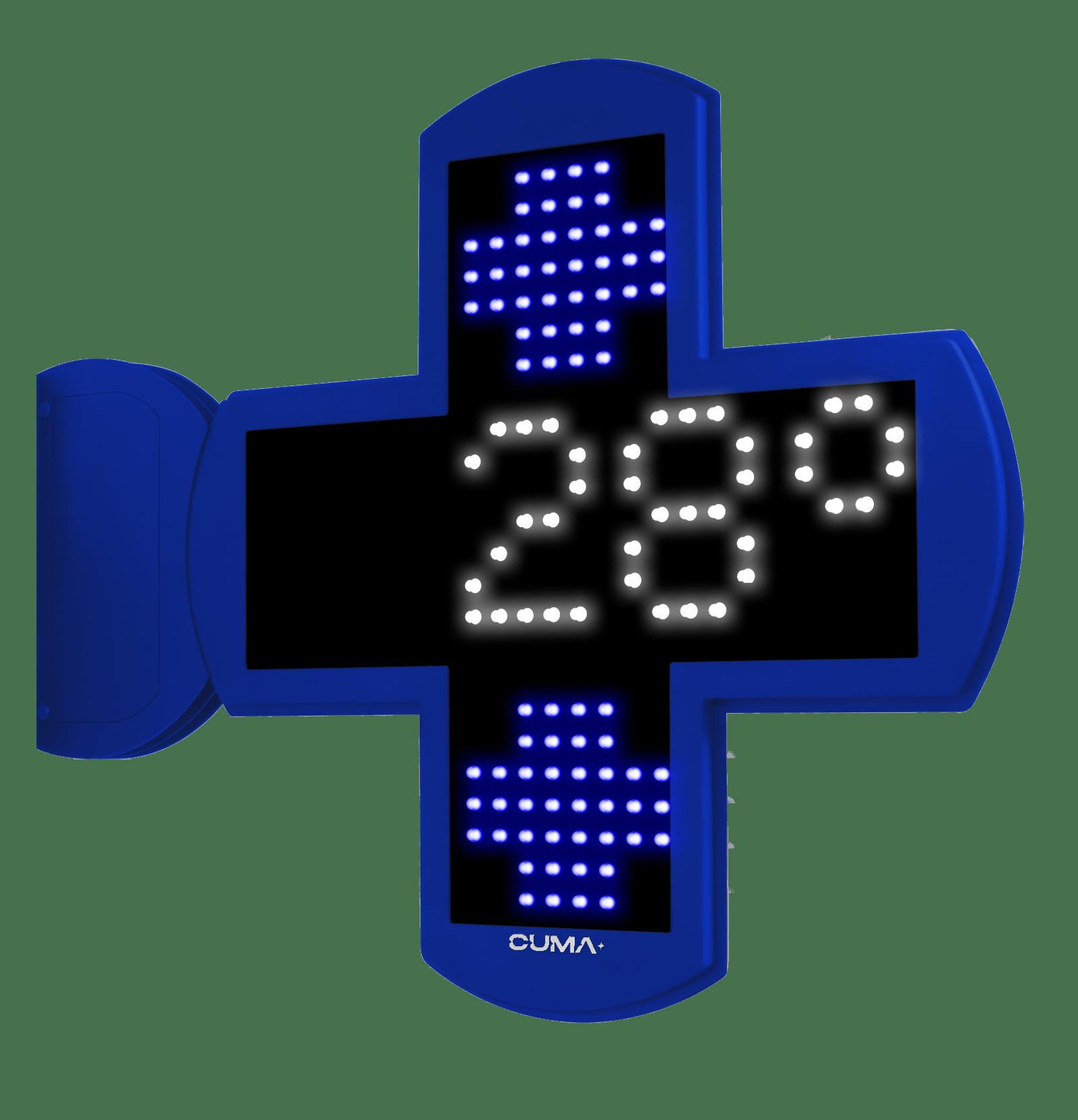 Cruz de Veterinaria LED