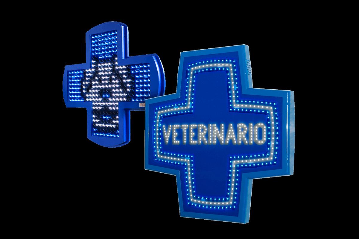 Cruces de Veterinaria