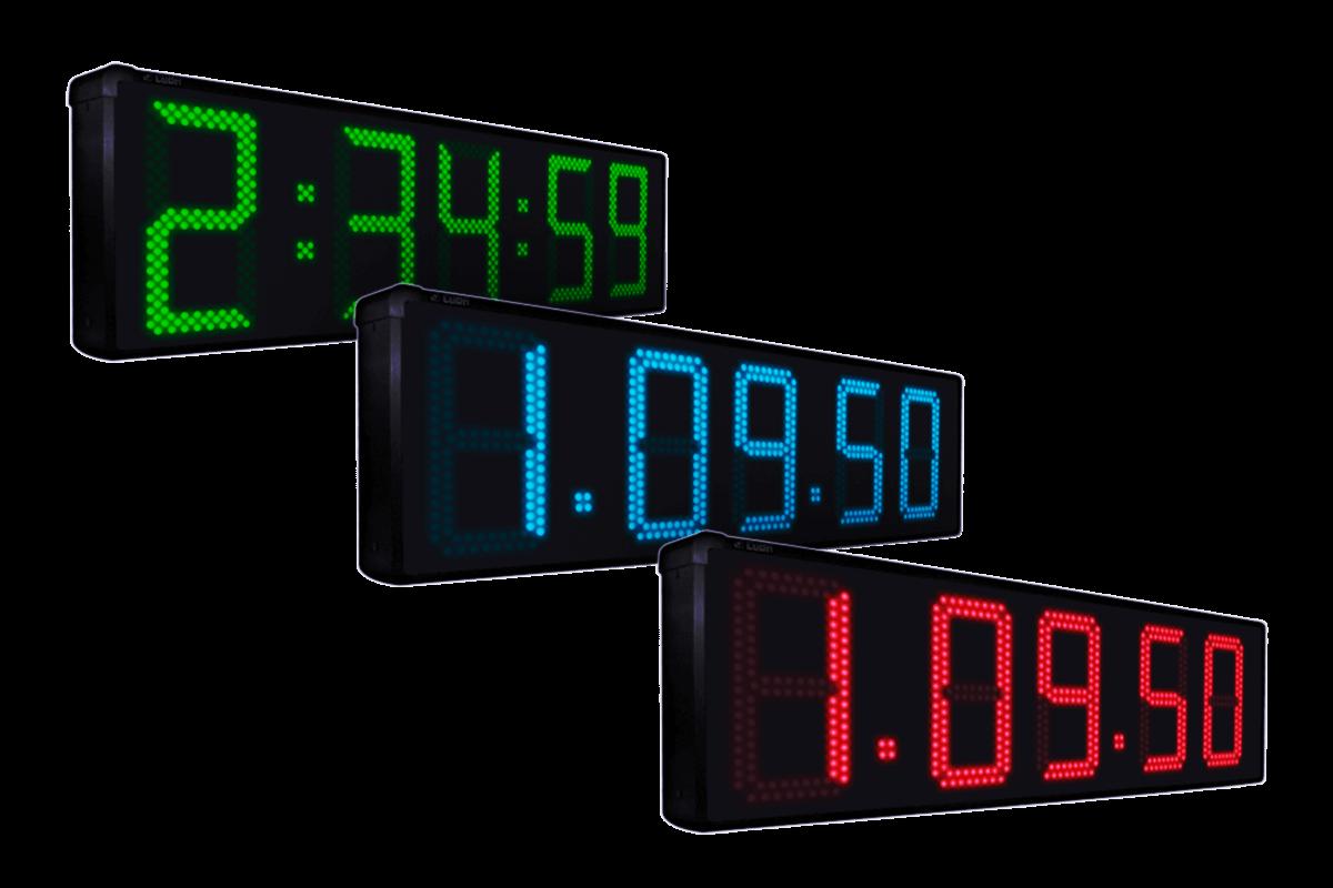 Cronómetros deportivos