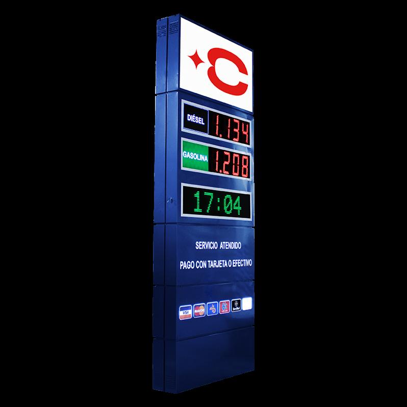 Tótem Gasolinera 50 1