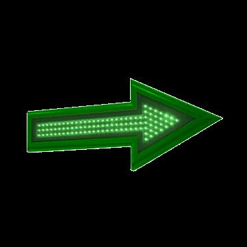 Flecha LED 2