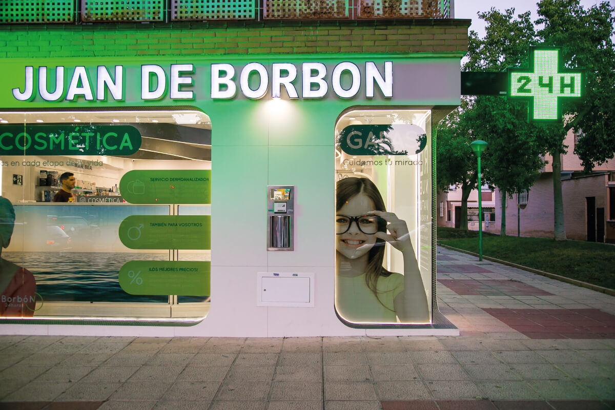 brillo farmacia juan borbon