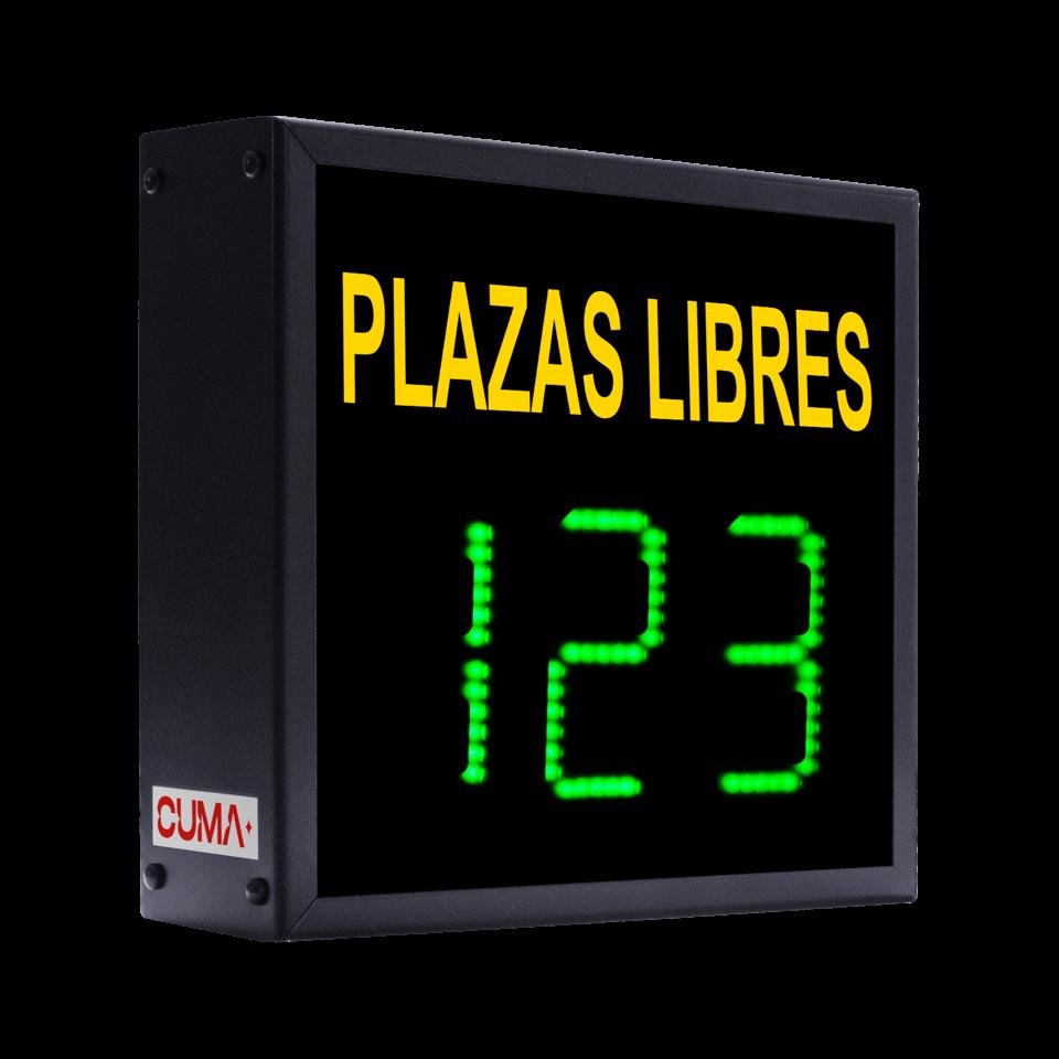 Totalizador de Plazas 1