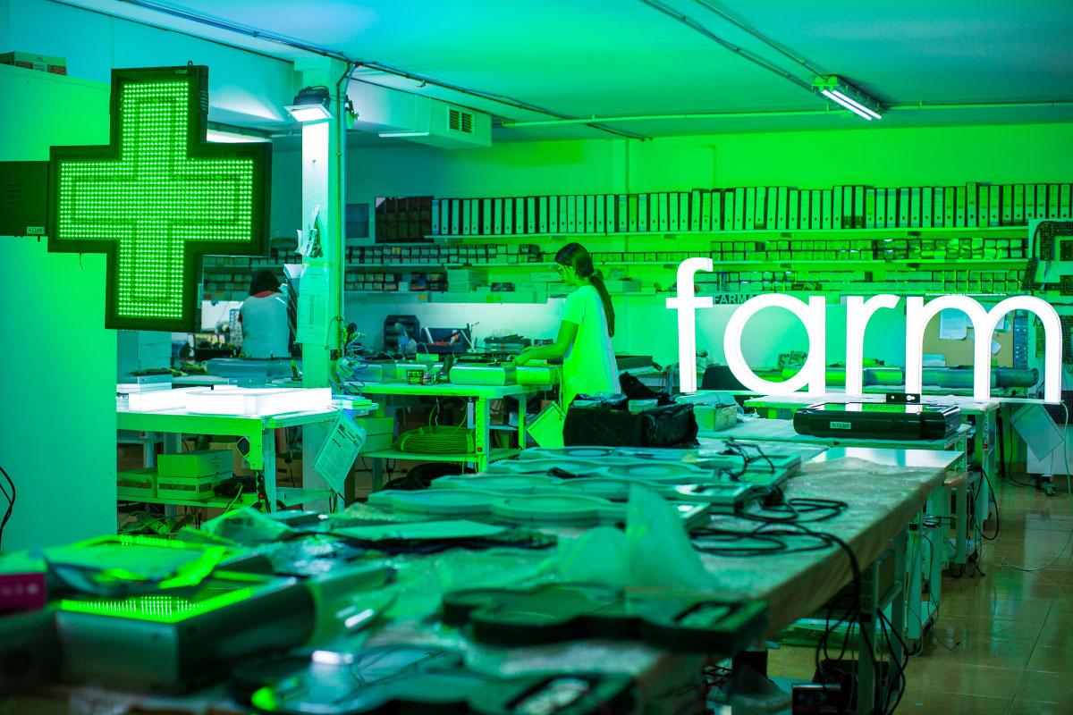 Bienvenidos al blog de CUMA, fabricante líder de rótulos y pantallas LED 1