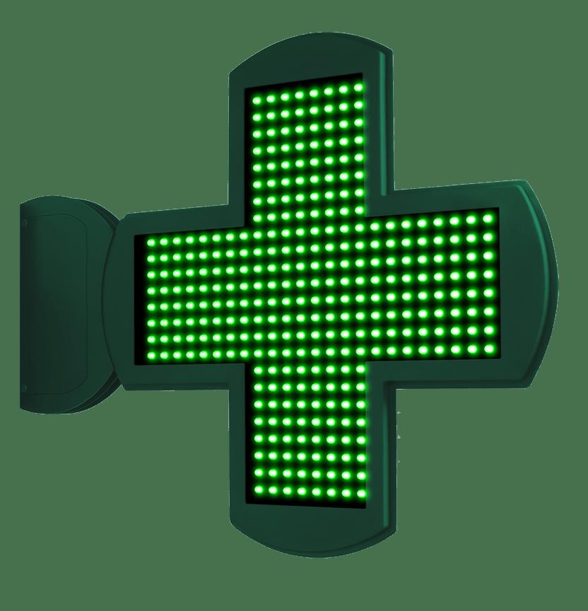 Cruces de Farmacia con perfil Ultra Slim